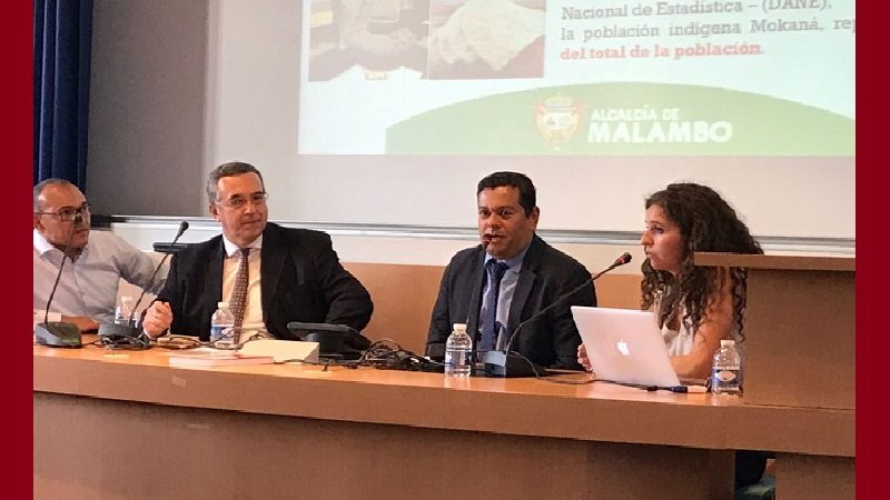 Alcalde de Malambo viajó a Francia en busca de cooperación de inversión social para el municipio