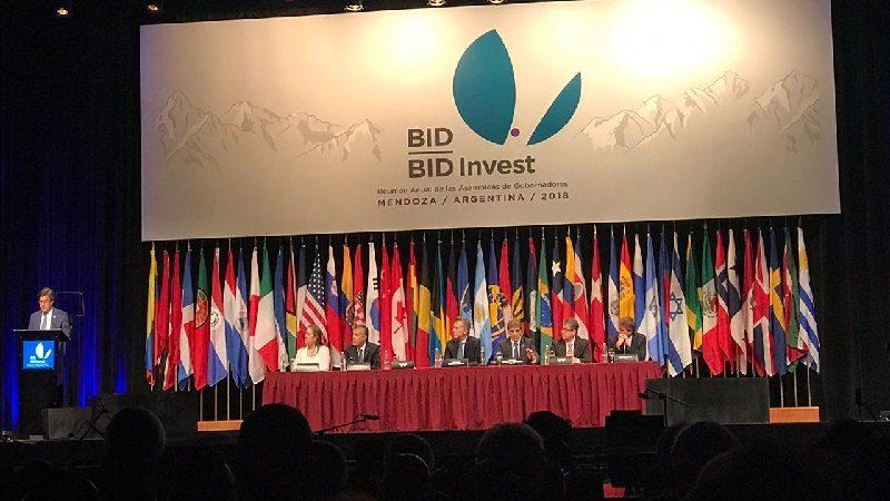 BID escogió a Barranquilla para celebrar su asamblea anual 2020