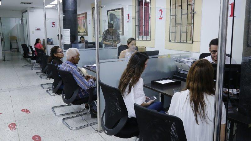 Cancillería felicita a Oficina de Pasaportes del Atlántico por calidad en servicio