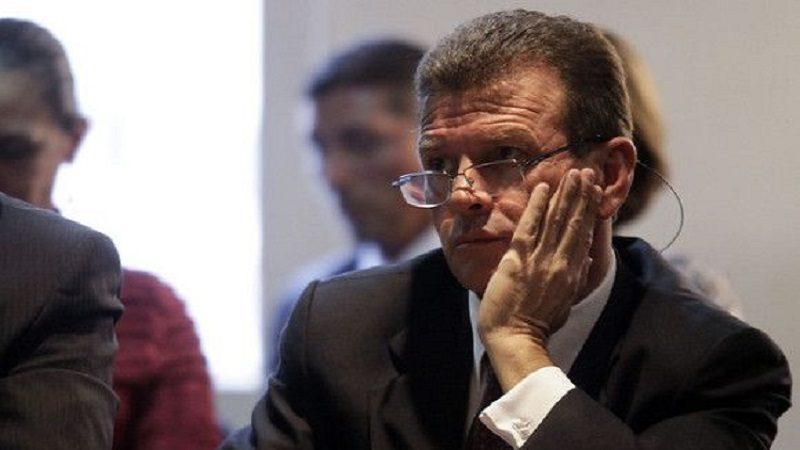 Capturan a Carlos Palacino, expresidente de Saludcoop