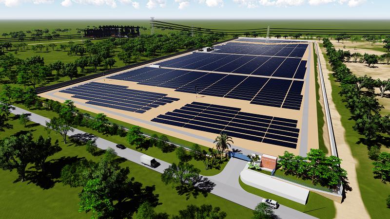 Celsia inicia en Bolívar construcción de su segunda granja solar en Colombia