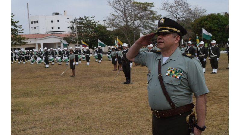 Coronel Henry Jiménez Alba, nuevo Comandante de la Policía del Atlántico