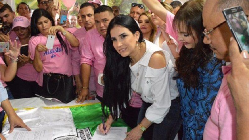 Corte Suprema investigará a congresista Aida Merlano por presunta compra de votos 1