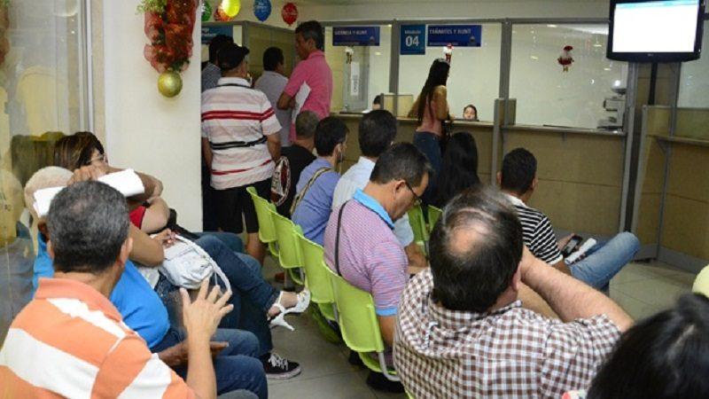 En Semana Santa, la Secretaría de Tránsito atendrá únicamente en la sede Americano