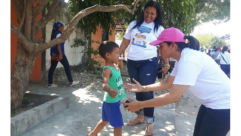 En el Magdalena, buscan a niños y jóvenes que nos están estudiando