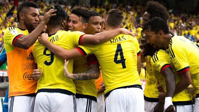 Esta es la nómina de Colombia para enfrentar a Francia y Australia