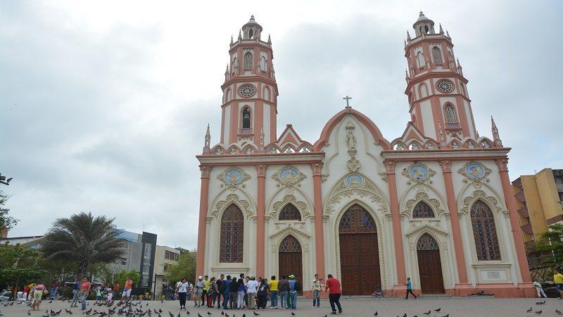 Este es el atractivo turístico eclesiástico que tiene Barranquilla, en Semana Santa 2