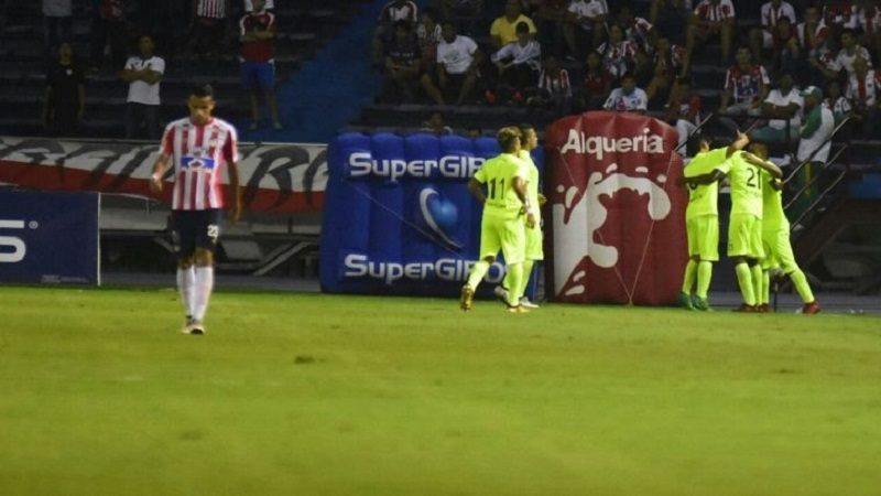 Junior perdió 3-0 ante Envigado, en el Metropolitano