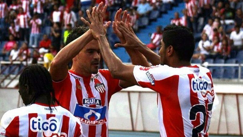 Junior venció 2-0 a Millonarios en el Metropolitano