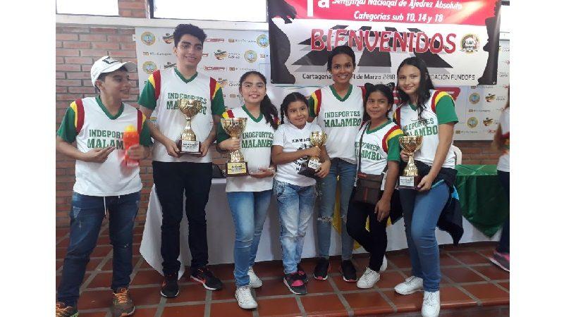 Malambo clasifica a final nacional de ajedrez que se jugará en Cali