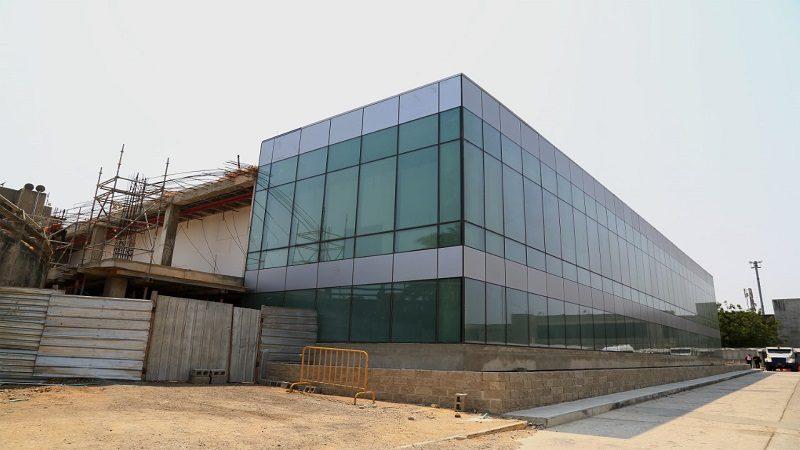 Modernización del Aeropuerto Ernesto Cortissoz tiene un 38% de avance