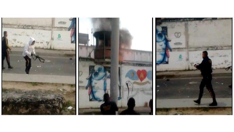 Motín en cárcel El Bosque de Barranquilla terminó en balacera