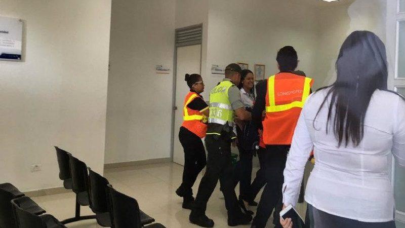 Pánico en vuelo Fort Lauderdale - Medellín pasajera decía que llevaba explosivos