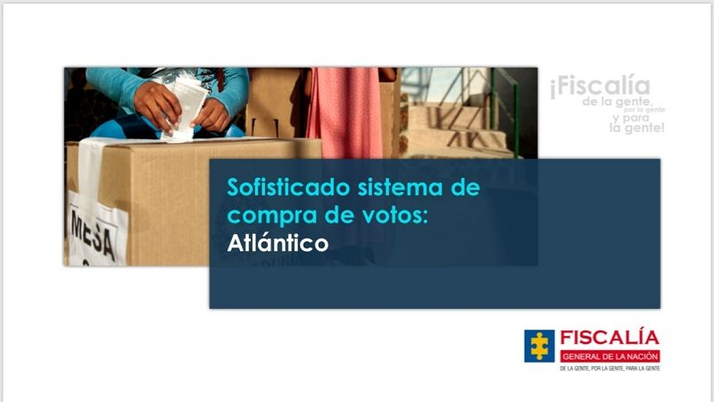 Según Fiscalía, así funcionaba la compra de votos en sede política de Aida Merlano1