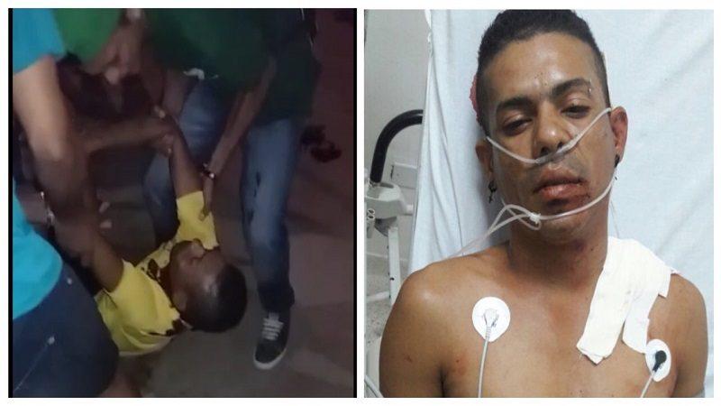 Un joven herido deja ataque a bala en cancha de fútbol de Soledad 2000