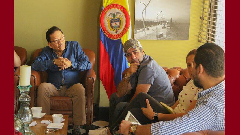 Uniatlantántico y Distrito de Barranquilla trabajan para crear alianza estratégica 1