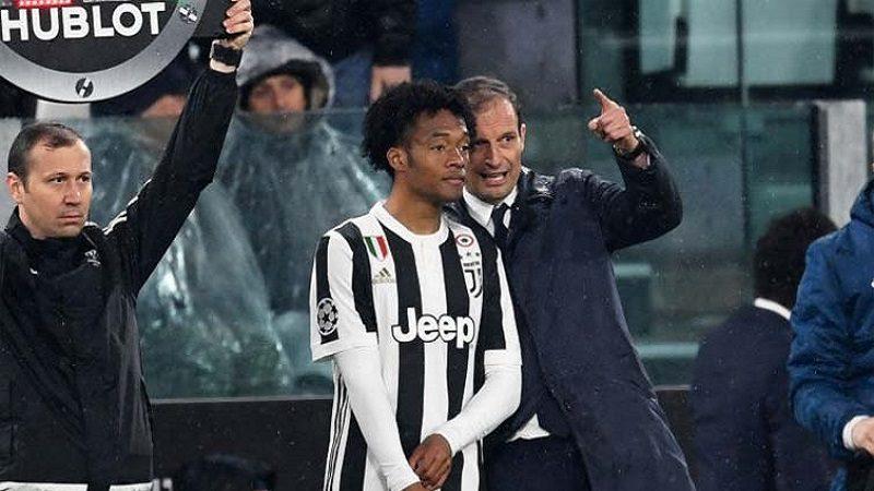 105 días después, Juan Guillermo Cuadrado volvió a ser titular con la Juventus