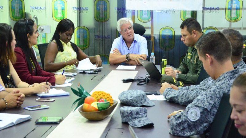 Alcalde de Soledad pide aumentar pie de fuerza policial para combatir la delincuencia