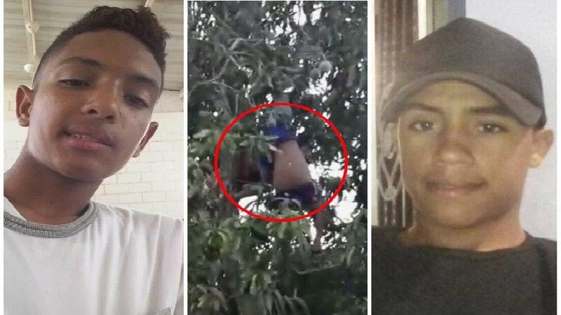 Así se electrocutaron los jóvenes que cogían mangos en un árbol, en Soledad