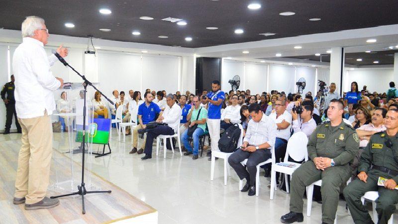 Audiencia de rendición de cuentas del alcalde Joao Herrera es este lunes, 23 de abril