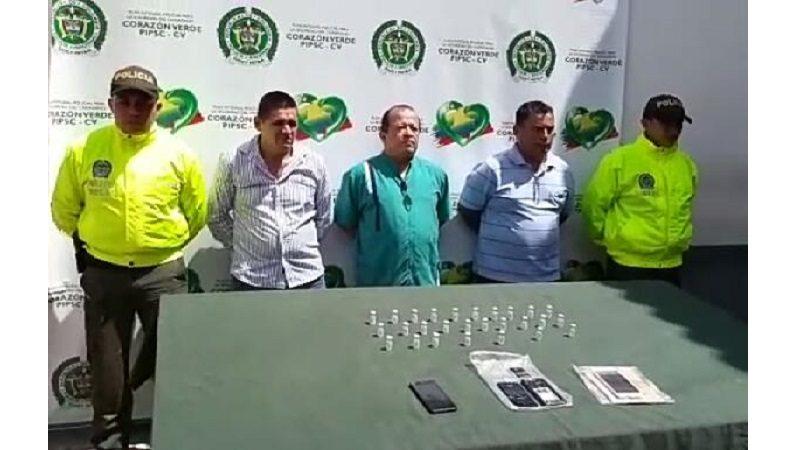 Cae banda 'Los Galenos' por comercializar vacunas de contrabando