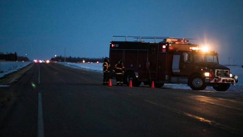 Catorce jugadores de hockey muertos deja accidente de autobús en Canadá
