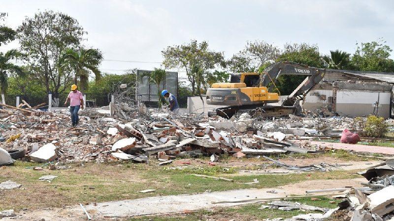 Comenzó construcción del nuevo hospital de Malambo.