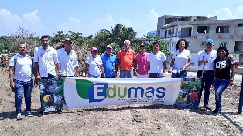 Con Carrera Ambiental 3k, Edumas celebrará el Día de la Tierra en Soledad, el domingo 22 de abril