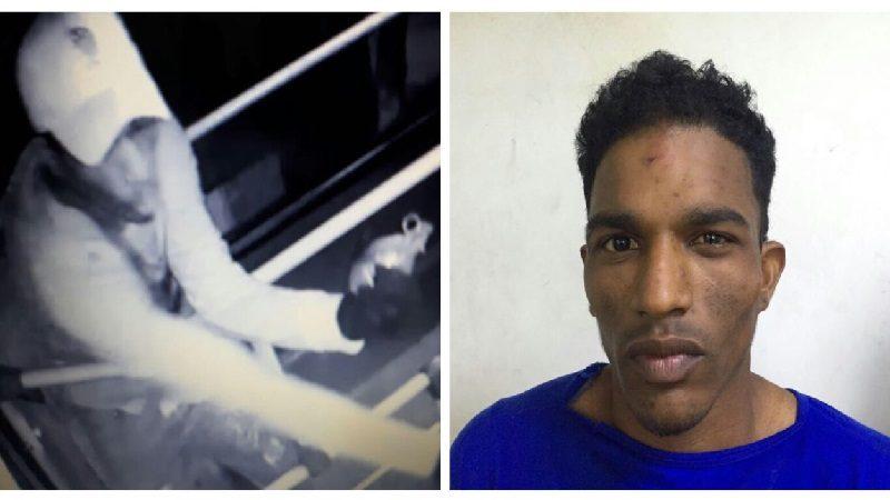 Con granada en mano atracó un bus de Sobusa en La Playa