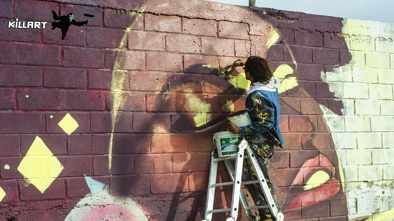 Con una ruta del arte urbano, Barranquilla se sigue llenando de colores