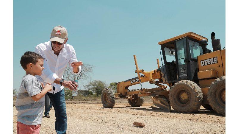 Estas son las obras de infraestructura que cambiará la calidad de vida de los habitantes de Manatí