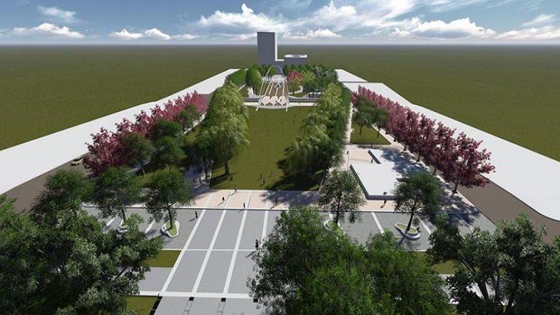 Gobernación abre proceso licitatorio para ampliación de Plaza de la Paz