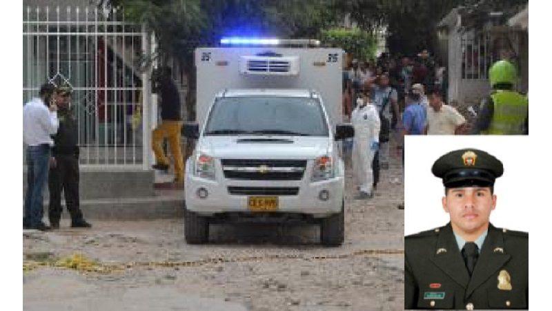 Hasta $20 millones de recompensa por información de lo asesinos del Policía de la Sijín