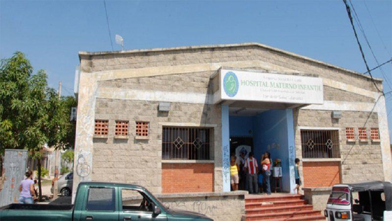 Hospital Materno Infantil del municipio de Soledad, Atlántico, Pedro Reginaldo Mulett Mogollón,