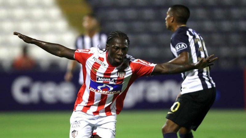 Junior derrotó 0-2 a Alianza Lima, en Copa Libertadores