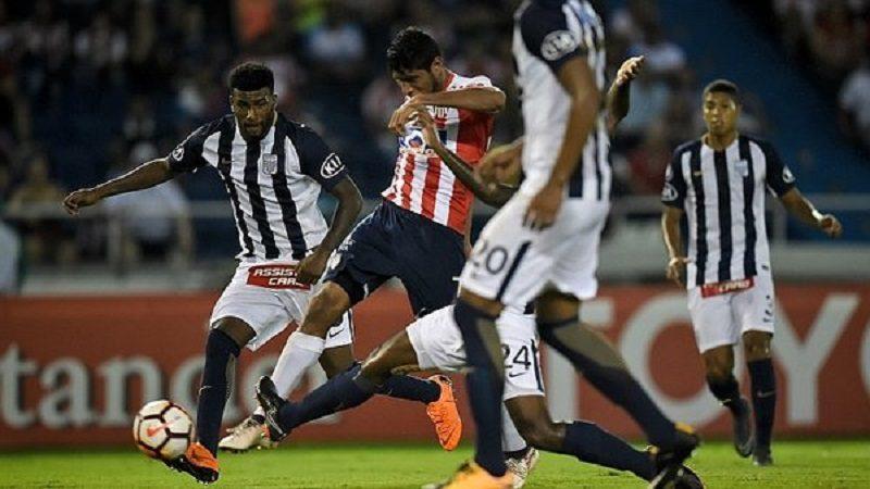Junior venció 1-0 a Alianza Lima, en Copa Libertadores