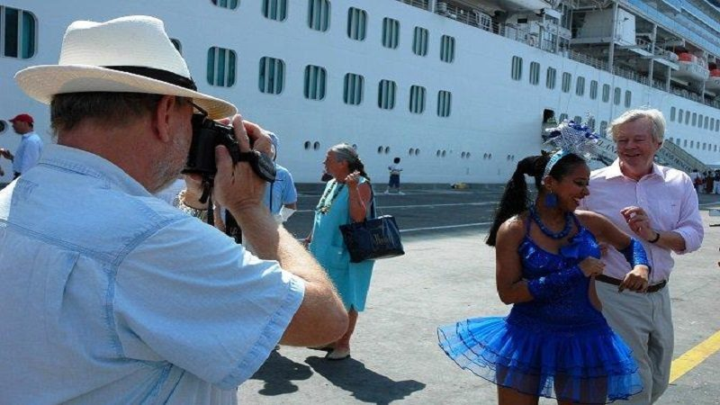 Llegada de visitantes extranjeros creció 41,4% en el primer bimestre de 2018