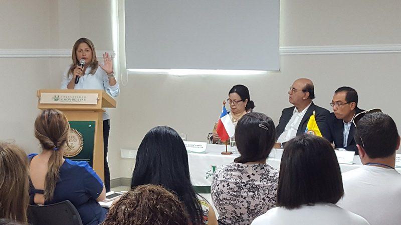 Profesionales de la salud de Chile estudian modelo exitoso de Barranquilla