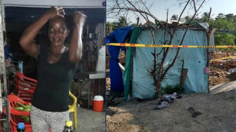 Un mujer fue asesinada a golpes en el bario Barlovento