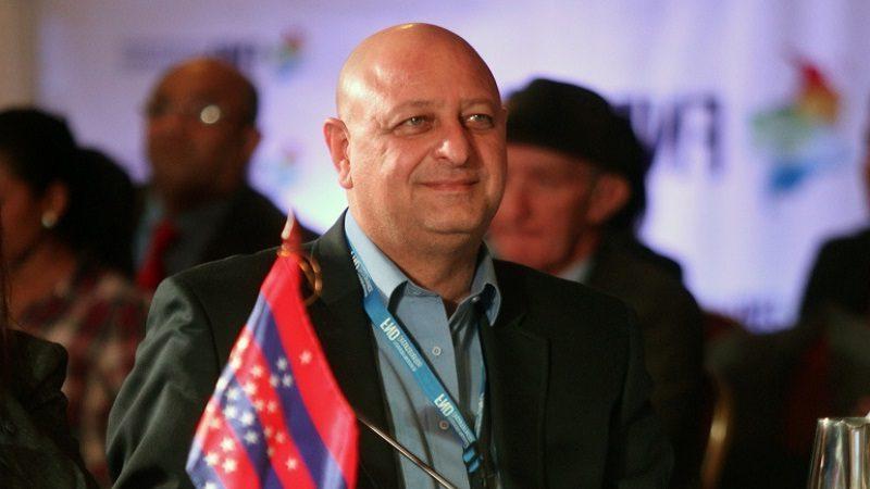 gobernador de San Andrés, Ronald Housni Jaller