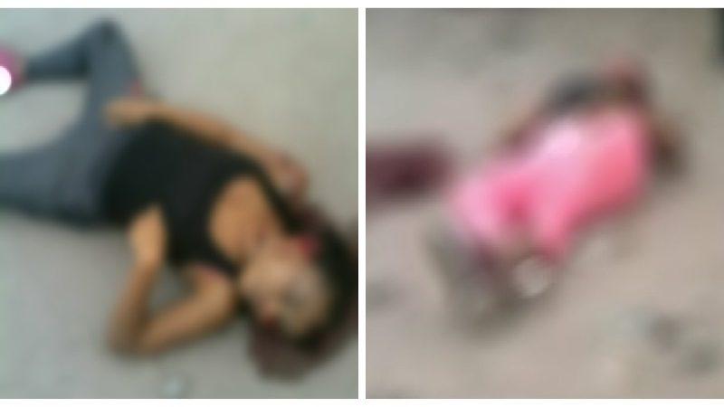 A tiros asesinan a dos hermanas venezolanas, en el municipio de Soledad