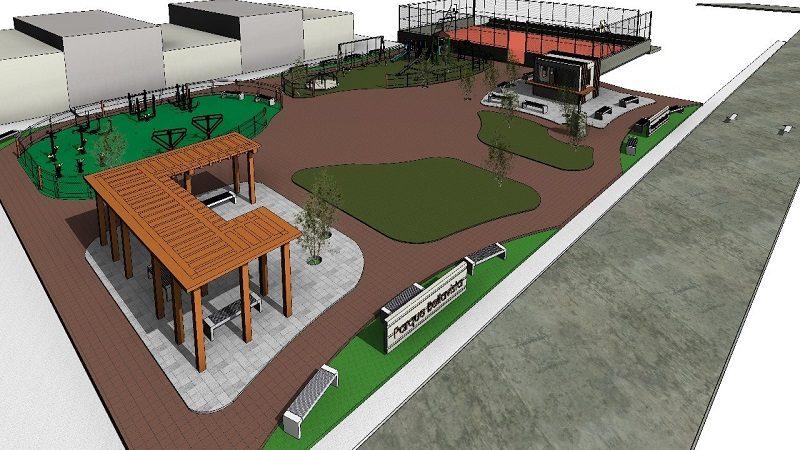 Adjudican contrato por $1.265 millones para la construcción del parque Bellavista en Malambo