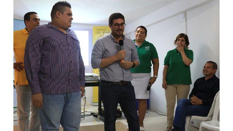 Alcaldía lidera proyecto de resocializacion para reclusos