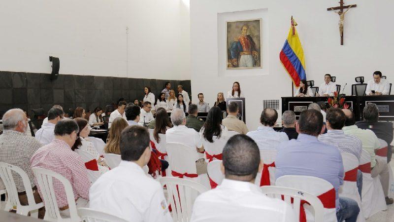 Asamblea del Atlántico clausura primer periodo ordinario, con 6 proyectos aprobados