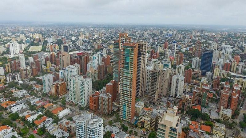 Calidad del aire en Barranquilla, en permanente vigilancia por organismos ambientales