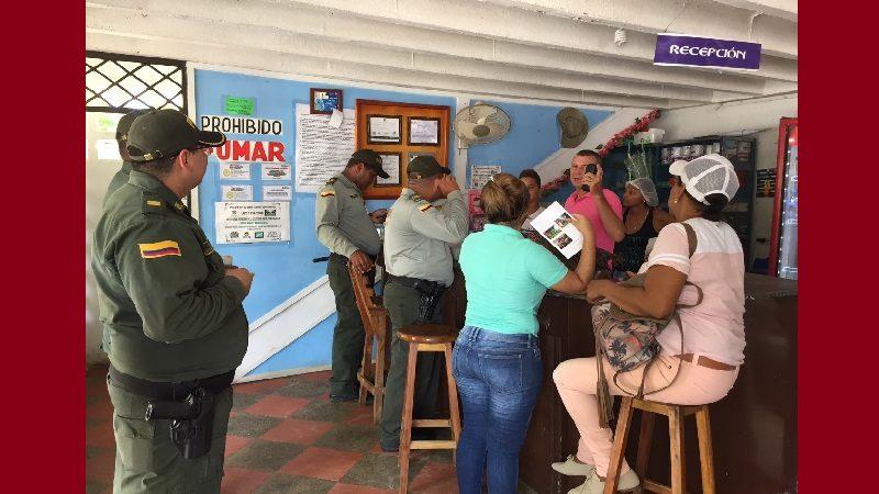 Cierran hotel del municipio de Luruaco por infringir normas de servicios turísticos
