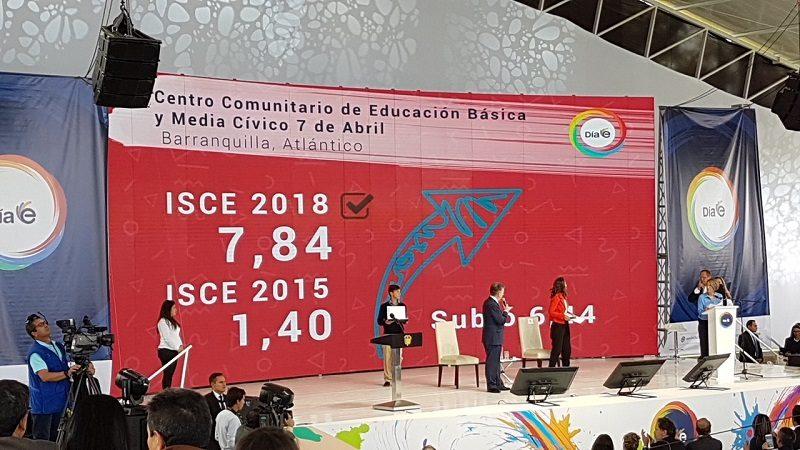 Colegios públicos de Barranquilla, de nuevo en primeros puestos por excelencia educativa