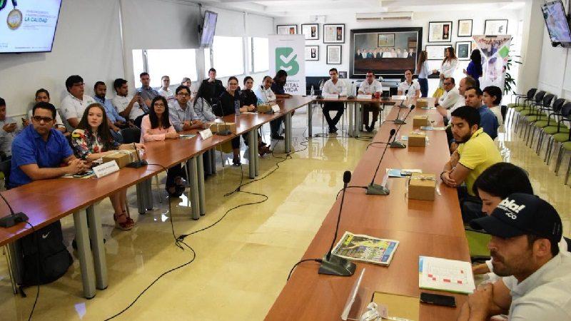Con 9 emprendimientos, Distrito inicia la tercera versión de Quilla Innova