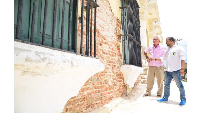 Destinan $1.600 millones para restaurar el Museo Bolivariano de Soledad