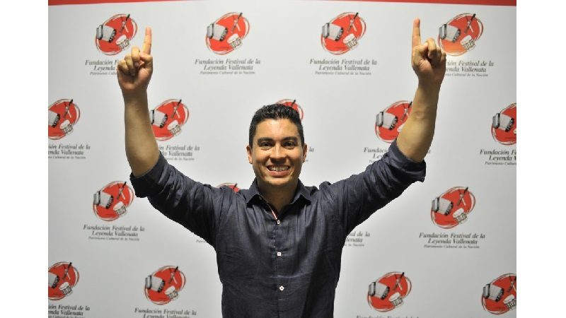 El boyacense Julián Mojica, nuevo Rey de la Leyenda Vallenata 2018